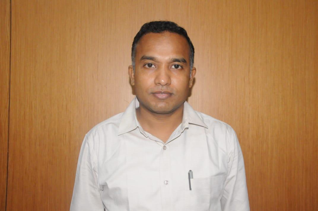 Radhkrushnan B